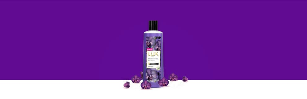 Jabón Líquido Orquídea Negra