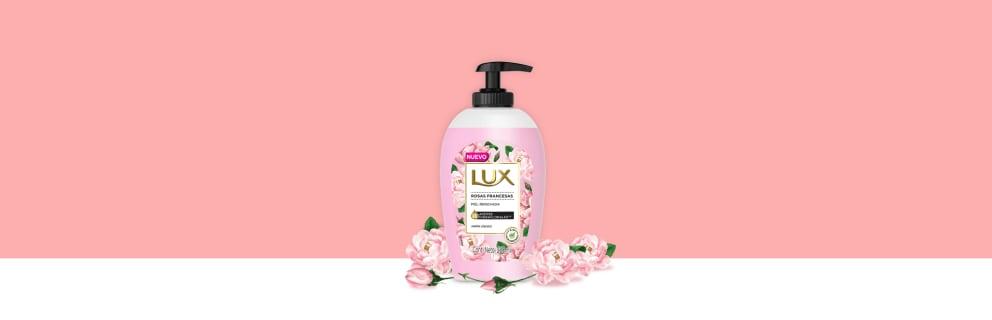 Jabón Líquido Para Manos Rosas Francesas
