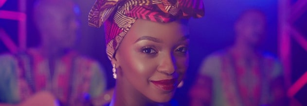 Nandi Madida: The New Face of LUX